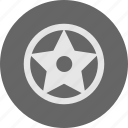 automobile, car wheel, tire, vehicle, wheel icon