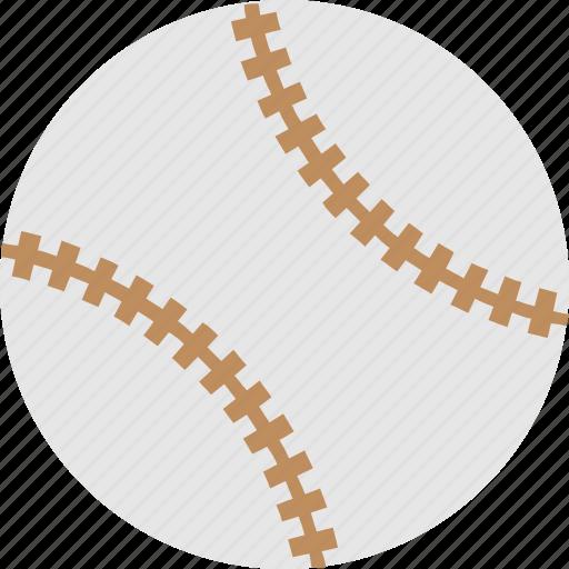 ball, baseball, cricket, sports, sports ball icon