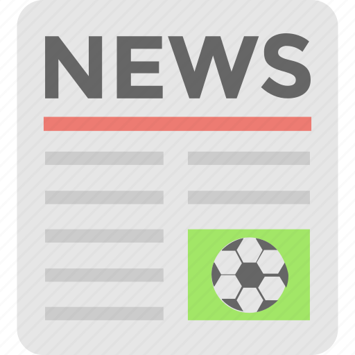news, newsletter, newspaper, publication, report icon