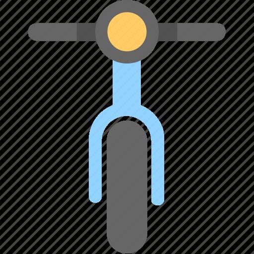 bike, motorbike, motorcycle, vehicle, vespa icon