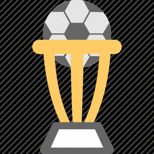 award, champion, prize, soccer trophy, winner icon
