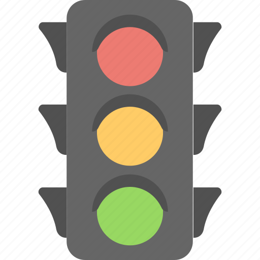 semaphore, signal lights, signals, traffic, traffic lights icon