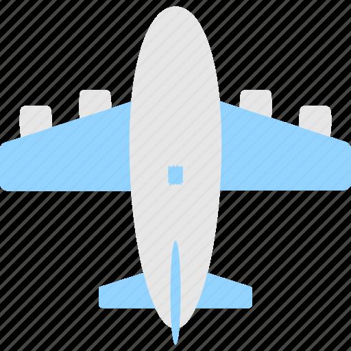 aeroplane, aircraft, airplane, plane, travel icon