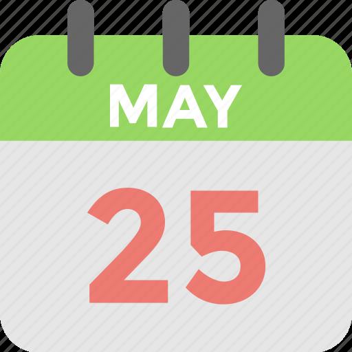 calendar, date, daybook, event, schedule icon