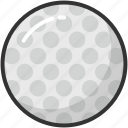 golf ball, golf club, golf course, golf equipment, golf game icon