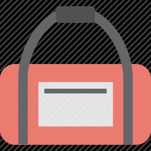 bag, duffle bag, gym bag, holdalls, sports bag icon