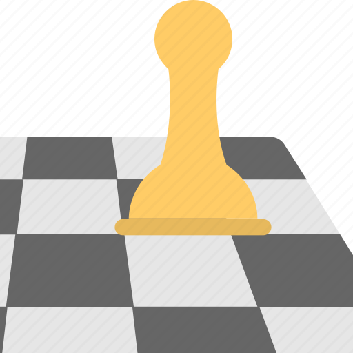 chess, chess piece, game, pawn, rook icon