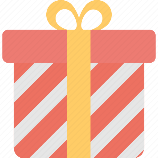 gift, gift box, present, surprise, wrapped icon