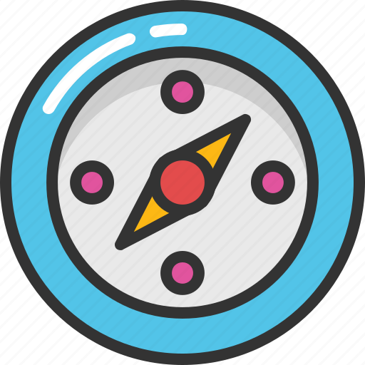 compass, compass map, compass watch, direction, navigation icon