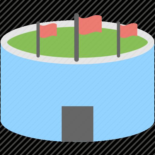 arena, ground, playground, sports, stadium icon