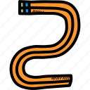 circuit, lap, motor, race, sports, track icon
