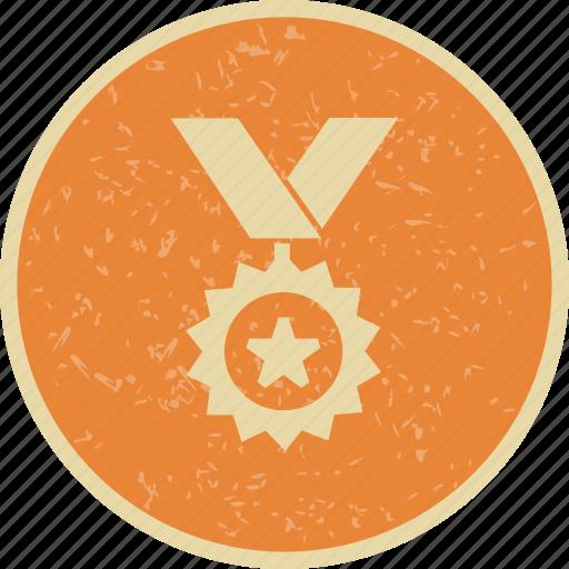 medal, prize, winner icon