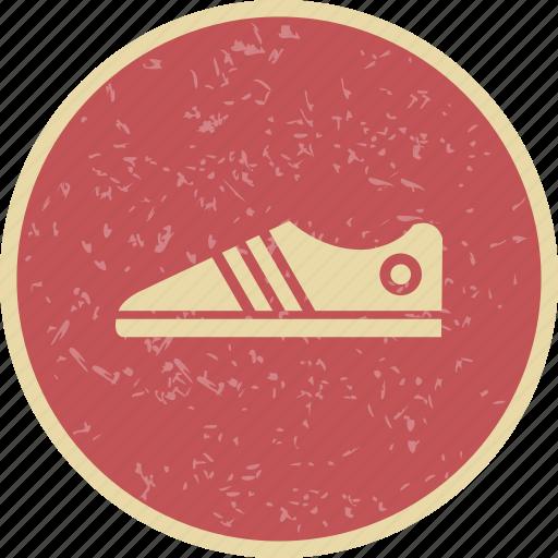 foot wear, shoes, sneaker icon