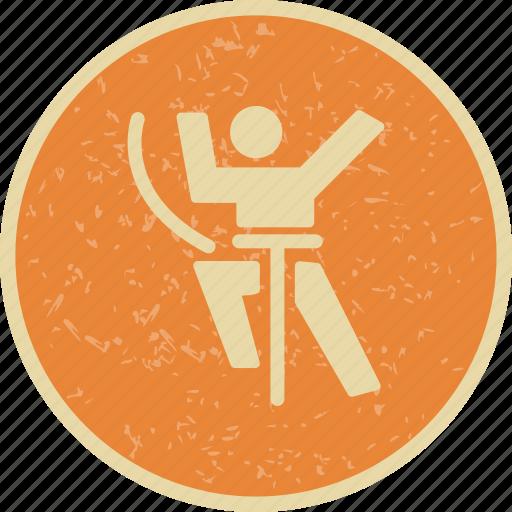 adventure, olympics icon