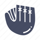 accessory, baseball, glove, gloves icon