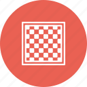 board, checkered, chess, game, play icon