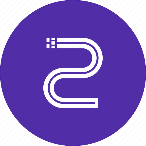 circuit, lap, motor, race, sports, track icon