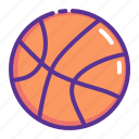 ball, basketball, dribble, game, nba, sports icon