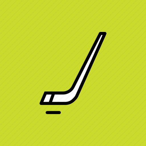 Game, hockey, ice, puck, sports, stick icon - Download on Iconfinder
