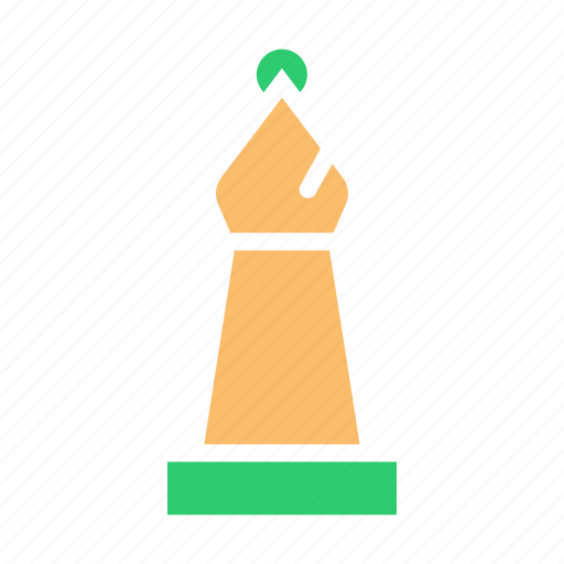 Bishop, chess, piece icon - Download on Iconfinder