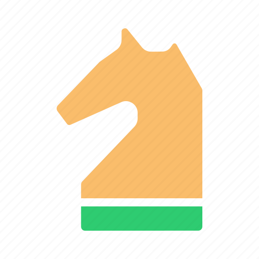 Chess, knight, piece icon - Download on Iconfinder