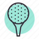 ball, golf, pin, tee icon