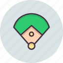 baseball, diamond, field, game, ring, sports icon