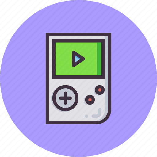 Console, game, gameboy, gamepad, gaming, handheld, nintendo icon - Download on Iconfinder