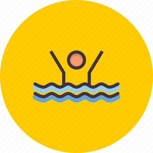 Activity, exercise, pool, swim, swimming, water icon - Download on Iconfinder