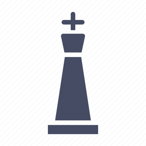chess, king, piece icon