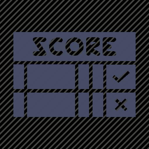 Score icon game - Thepix.info - 20.8KB