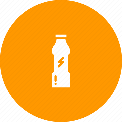 bottle, drink, energy, sports, supplement, workout icon