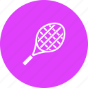 bat, play, racket, racquet, sport, tennis icon