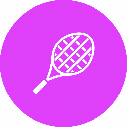 bat, play, racket, racquet, sport, tennis icon