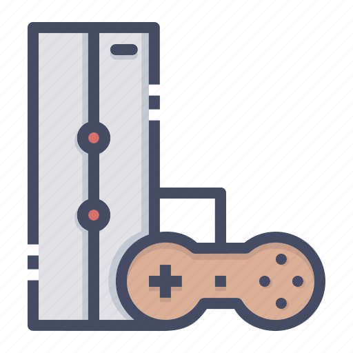 console, controller, game, gamepad, gamer, gaming, joystick icon
