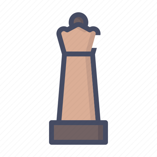chess, peice, queen icon