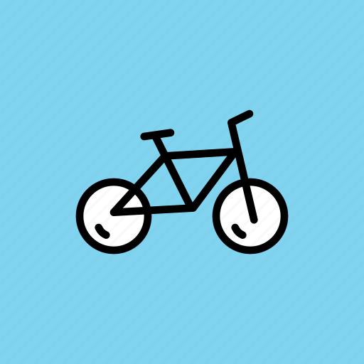 Bicycle, bike, cycle, cycling, ride icon - Download on Iconfinder