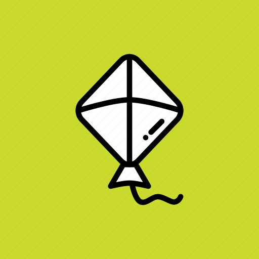 Fly, flying, fun, hobby, kite, leisure icon - Download on Iconfinder