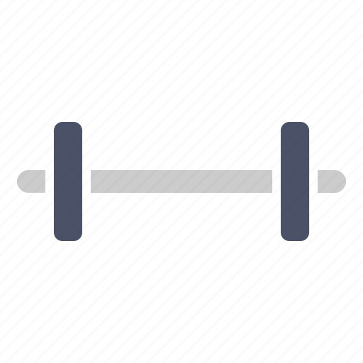 barbells, exercise, fitness, gym, weightlifting, workout icon
