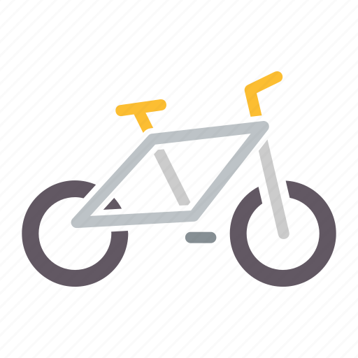 bicycle, bike, cycle, cycling, ride, riding icon