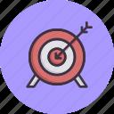 archery, target, game, olympics, bullseye, arrow