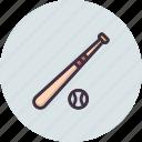 game, play, ball, baseball, bat
