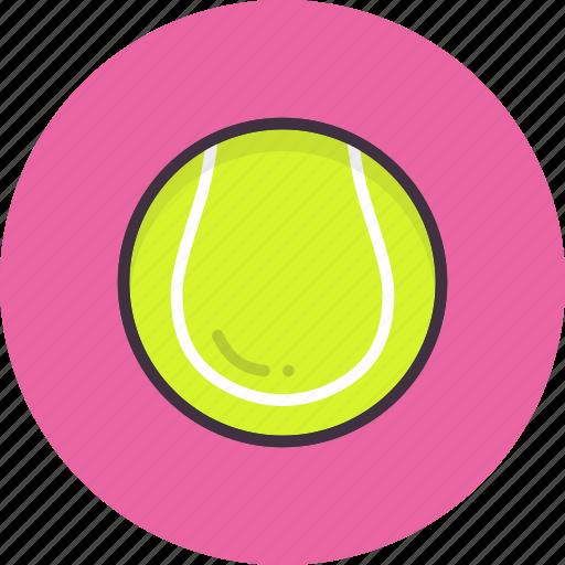 ball, baseball, game, play, sport, tennis icon