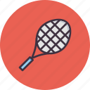 bat, racket, racquet, tennis