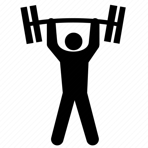 bodybuilder, bodybuilding, exercice, fitness, muscle, strong, workout icon