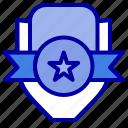 badge, club, emblem, shield, sport icon