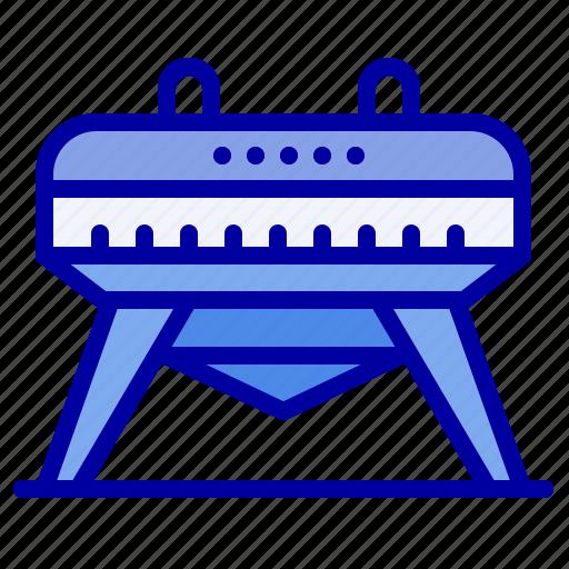 Gymnastic, gymnastics, horse icon - Download on Iconfinder