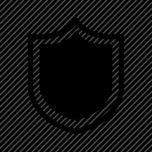 achievement, badge, grade, medal, rank icon