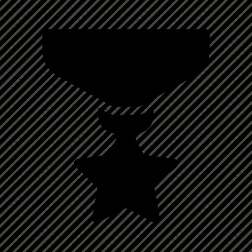 award, badge, grade, medal, rank icon