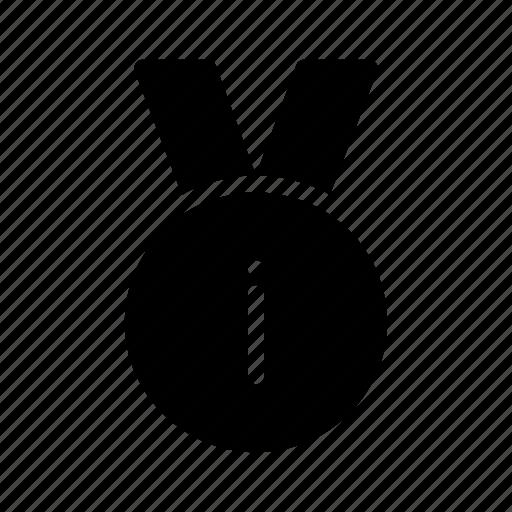 Achievement, goal, medal, reward, win icon - Download on Iconfinder